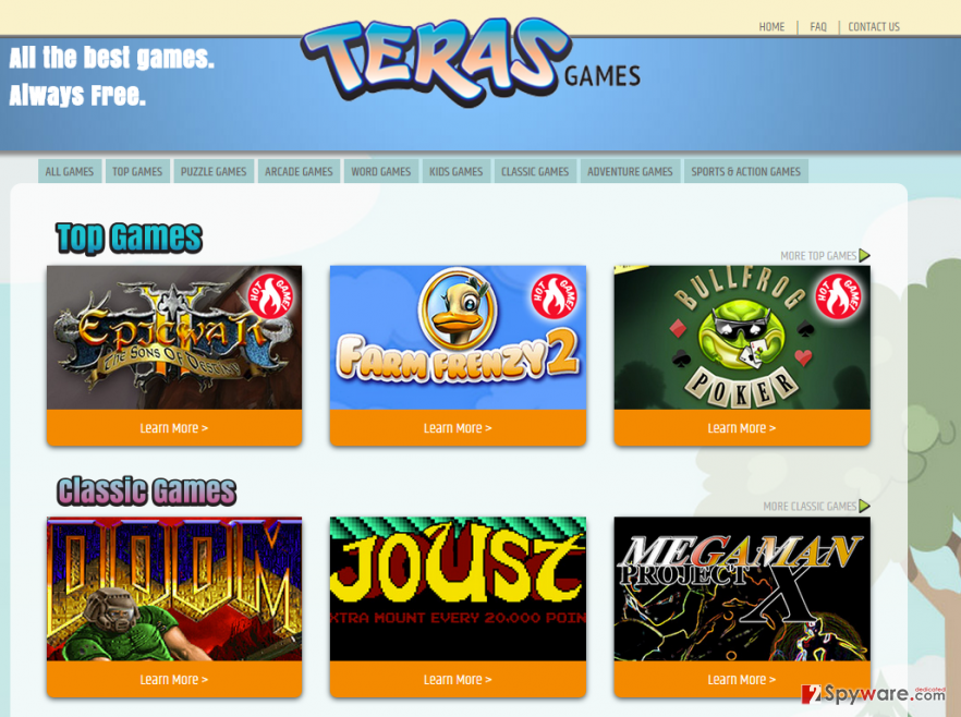 Teras Games