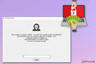 Termite ransomware