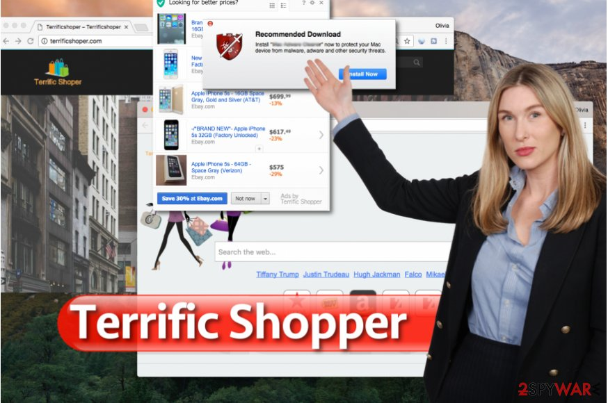 Terrific Shopper adware