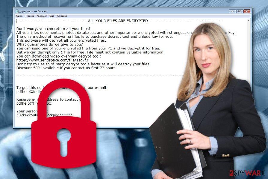 .tfude files virus