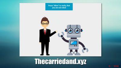 Thecarriedand.xyz