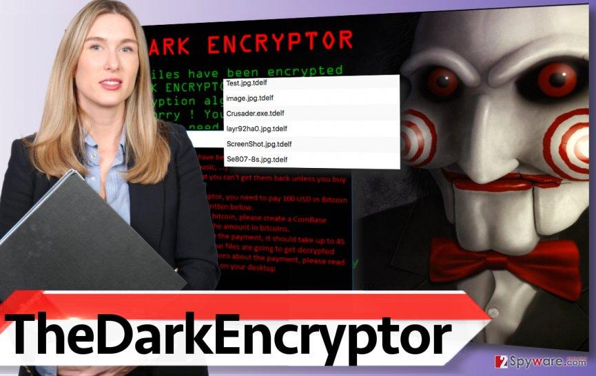 TheDarkEncryptor malware
