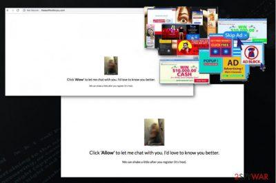 Theseoffersforyou.com virus
