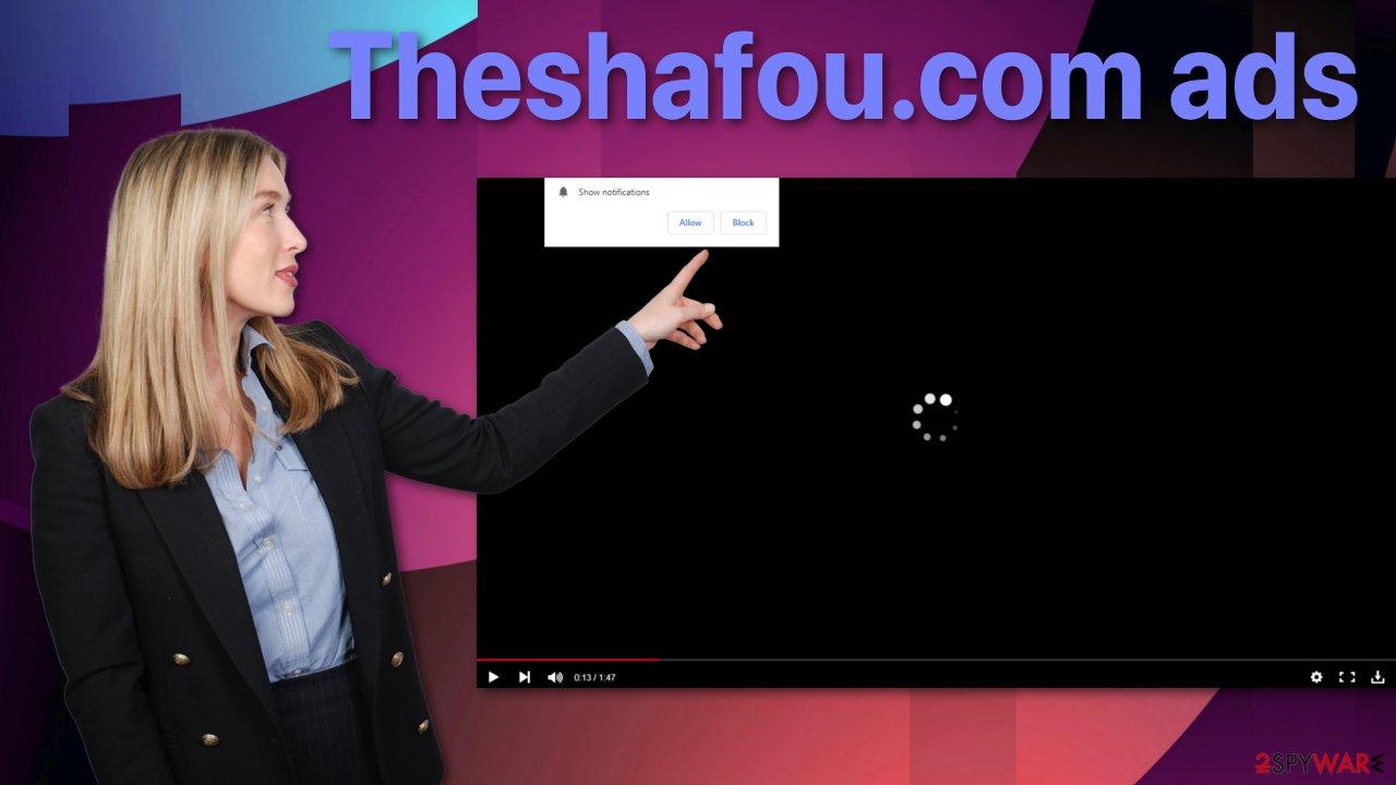 Theshafou.com ads