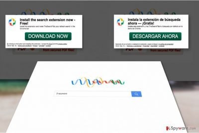 Thetabsearch.com virus