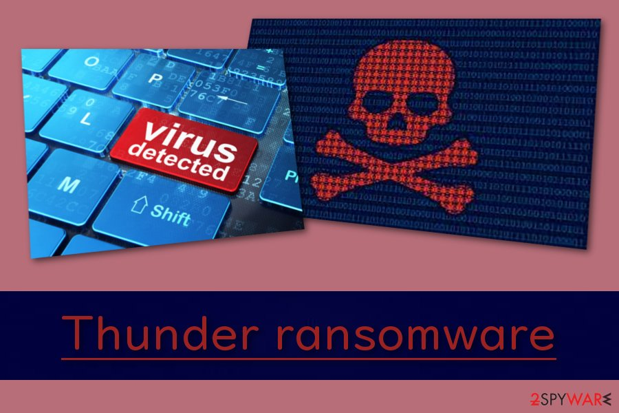 Remove Thunder ransomware (Removal Guide) - Improved Instructions