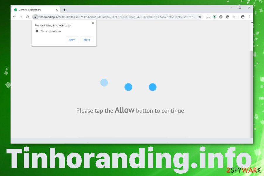 Tinhoranding.info