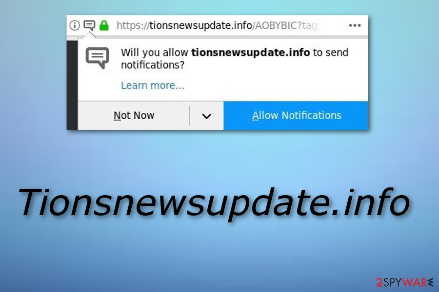 Tionsnewsupdate.info