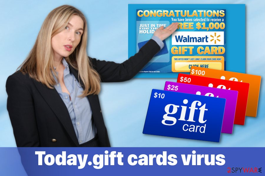 Today.gift cards scam