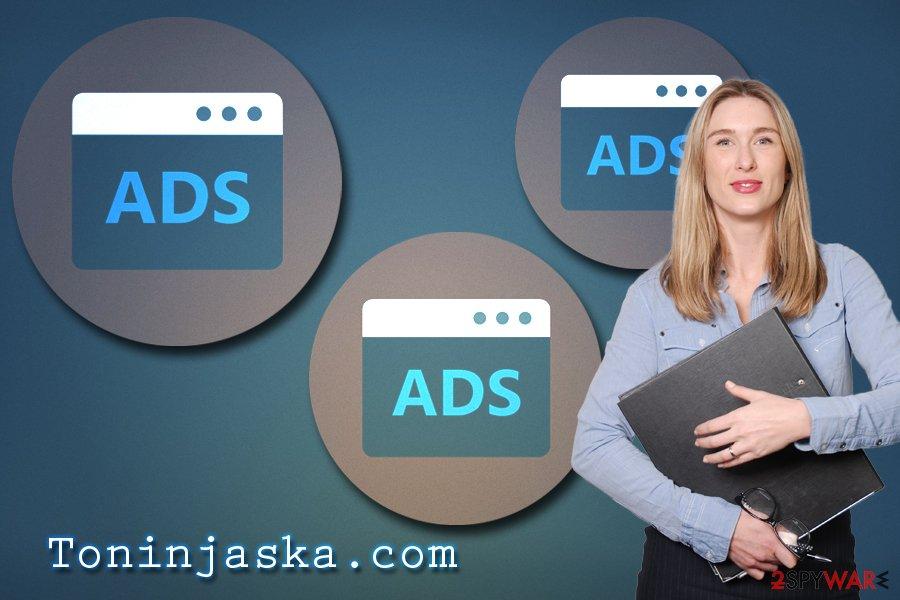 Toninjaska.com PUP