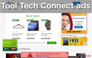 Tool Tech Connect ads