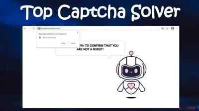 Top Captcha Solver notifications
