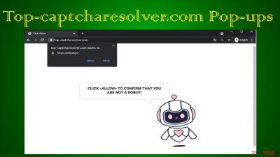 Top-captcharesolver.com Pop-ups