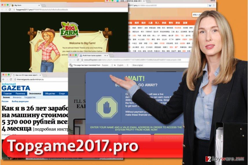 Topgame2017.pro virus