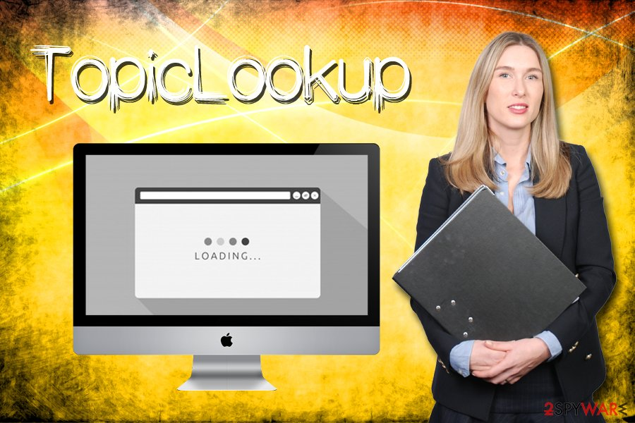 TopicLookup adware
