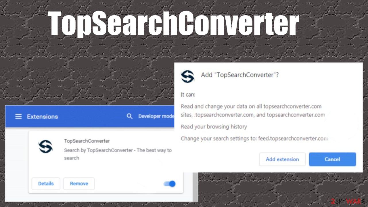 TopSearchConverter virus