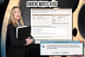 Torrent Movies virus