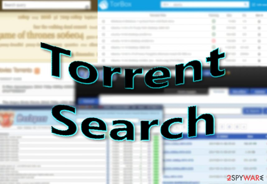 The image of Torrent Search