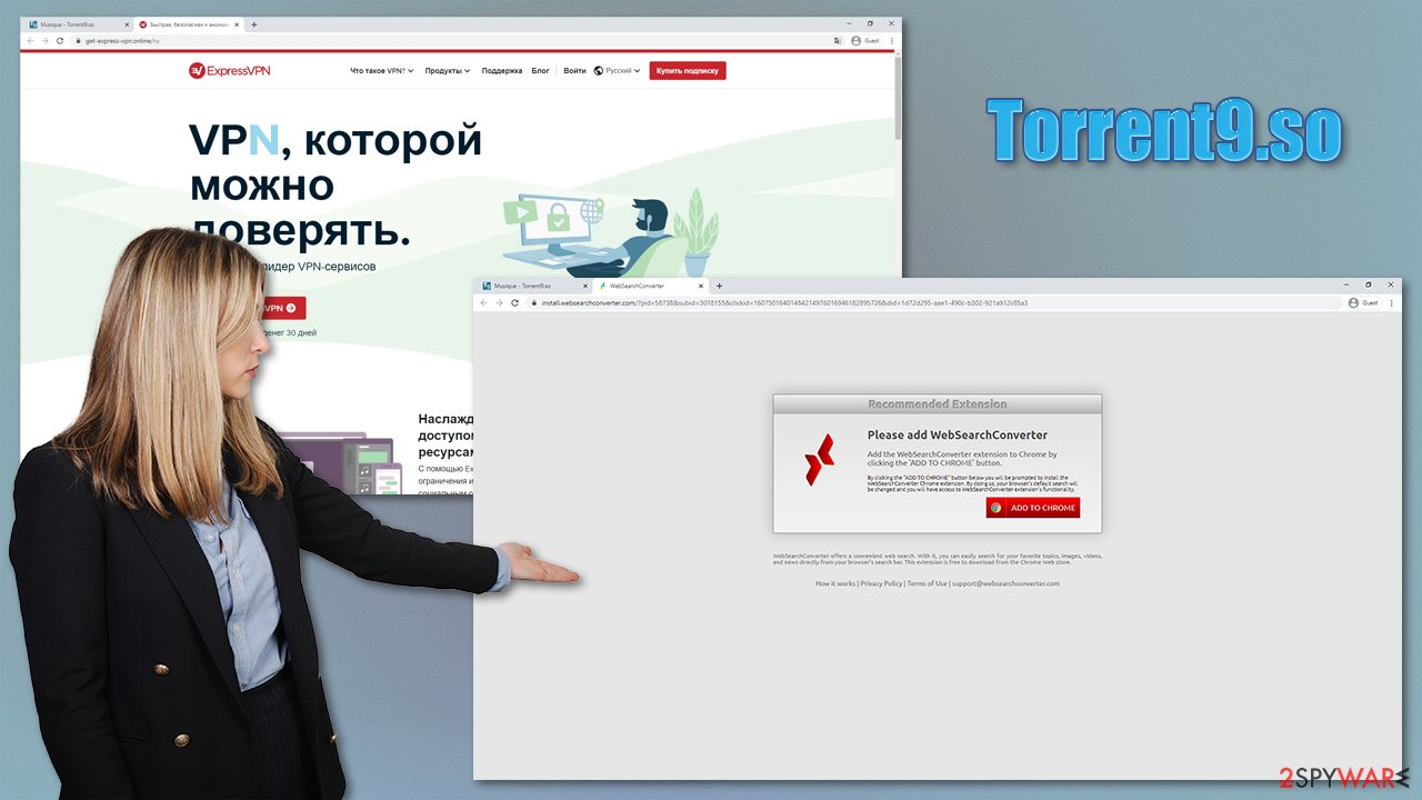 Torrent9.so virus