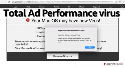 Incredibly annoying Total Ad Performance ads