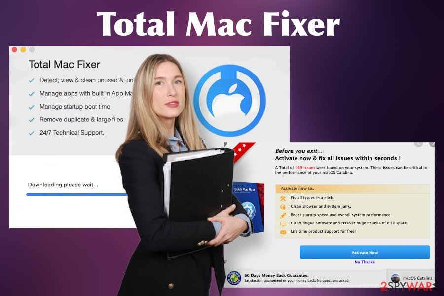 Total Mac Fixer PUP