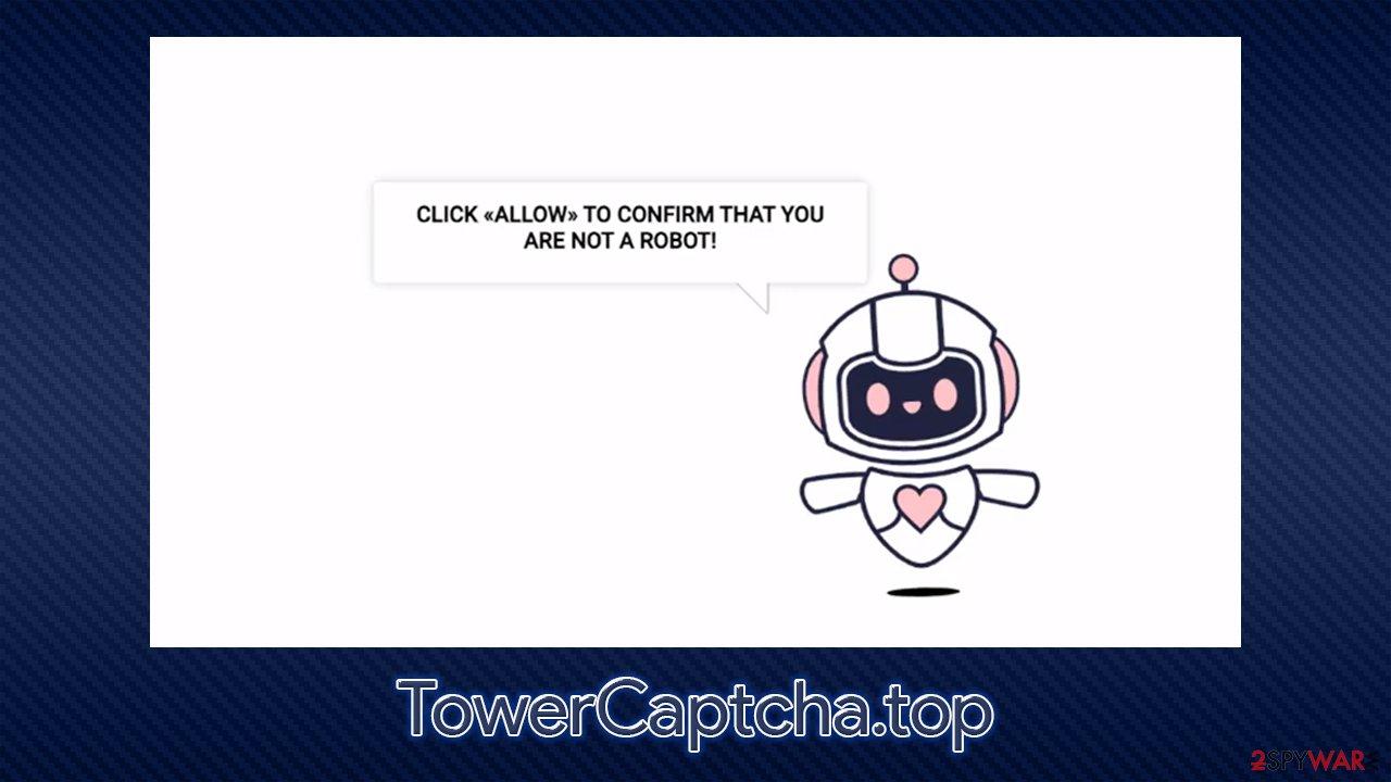 TowerCaptcha.top ads
