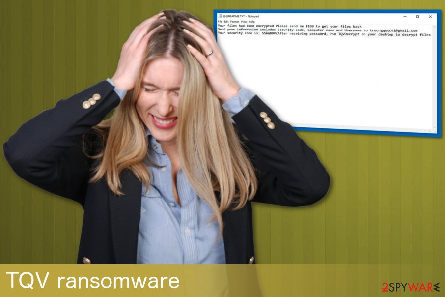 TQV ransomware