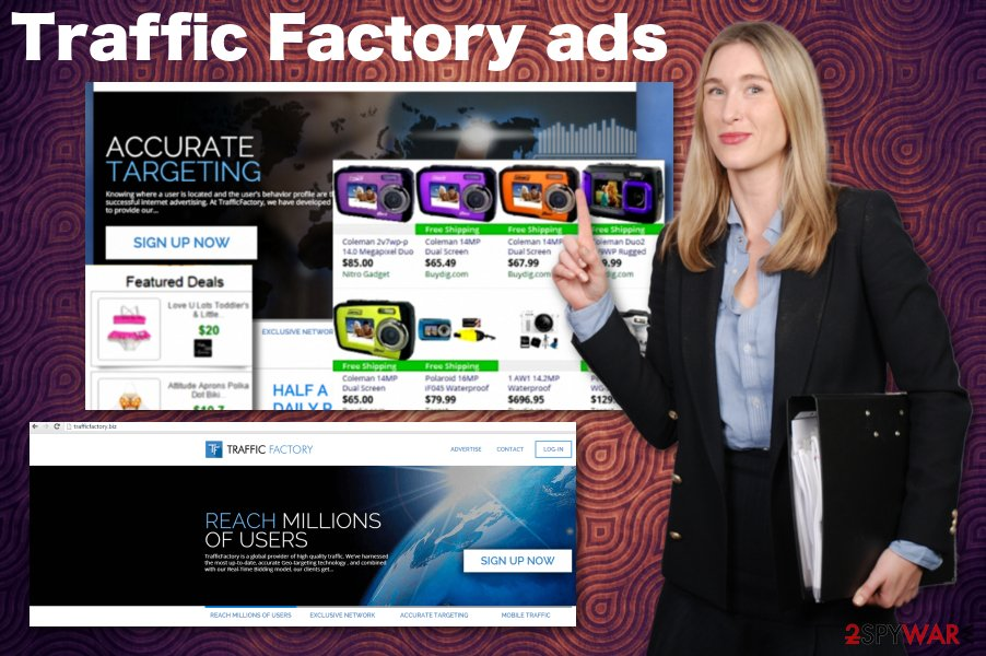 Traffic Factory adware