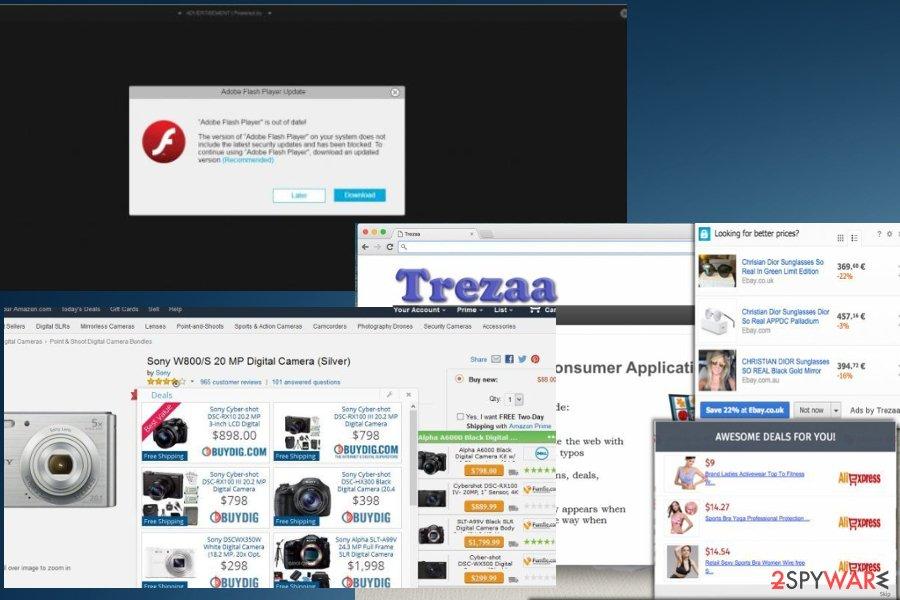 Trezaa malware
