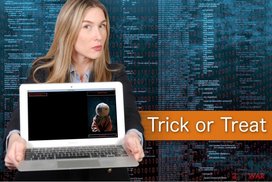 Trick or Treat virus