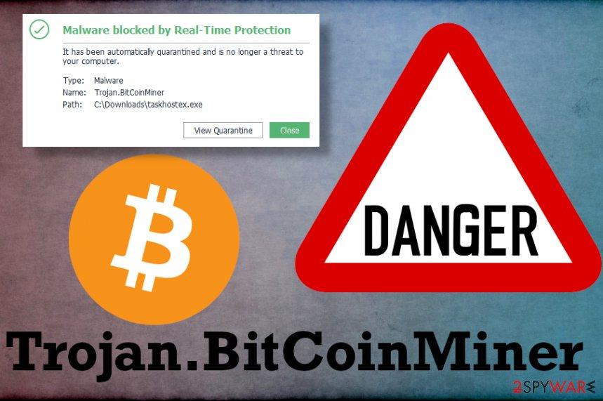 Trojan.BitCoinMiner