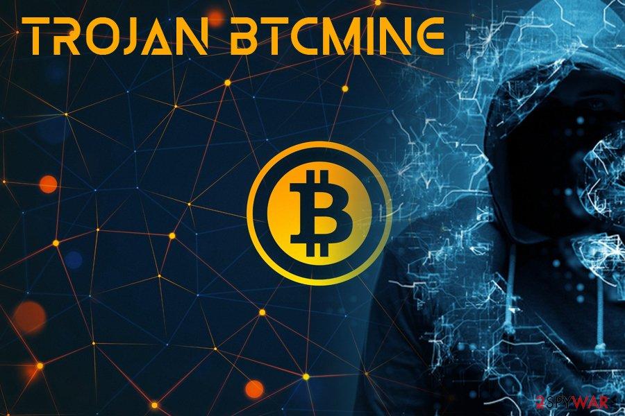 Trojan BtcMine virus