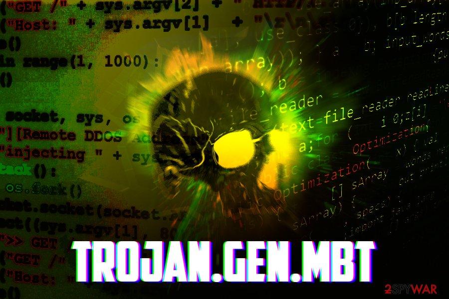Trojan.Gen.MBT