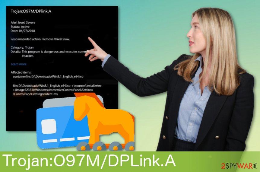 Trojan:O97M/DPLink.A virus