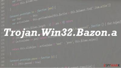 Trojan.Win32.Bazon.a