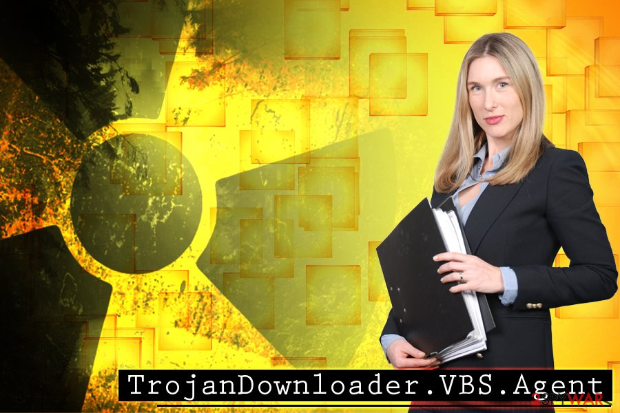 TrojanDownloader.VBS.Agent trojan