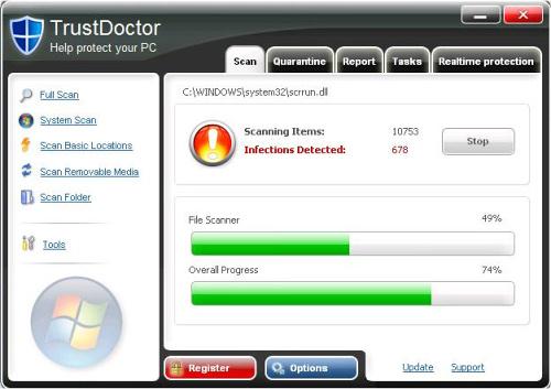 Trust Doctor