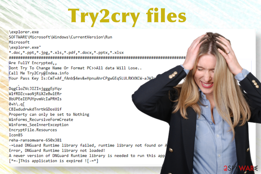 Try2cry virus