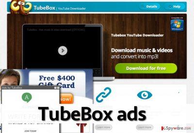 TubeBox adware