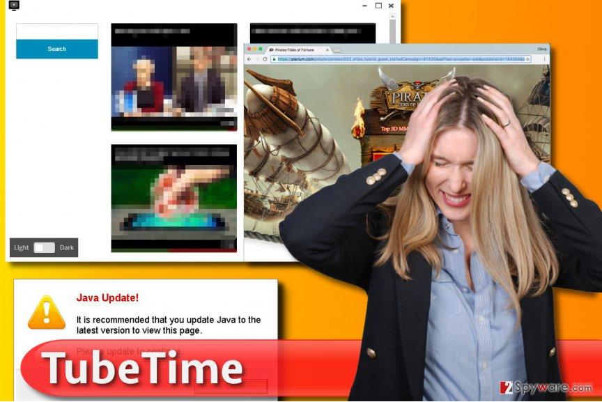 TubeTime ads