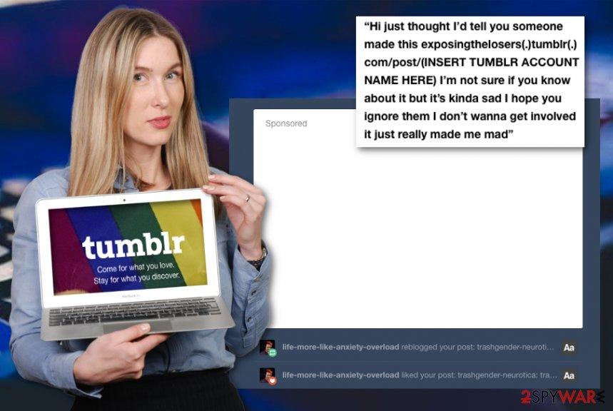 Tumblr virus