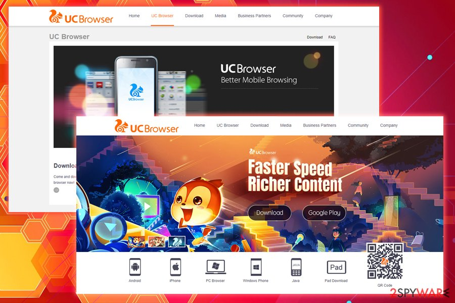 uc browser download video does not exist