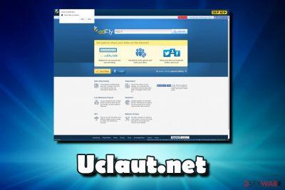 Uclaut.net infection