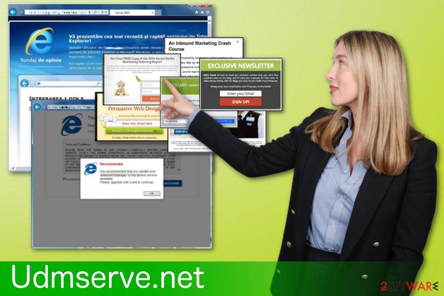 Udmserve.net ads