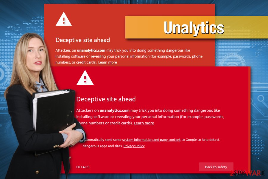 Unalytics virus image