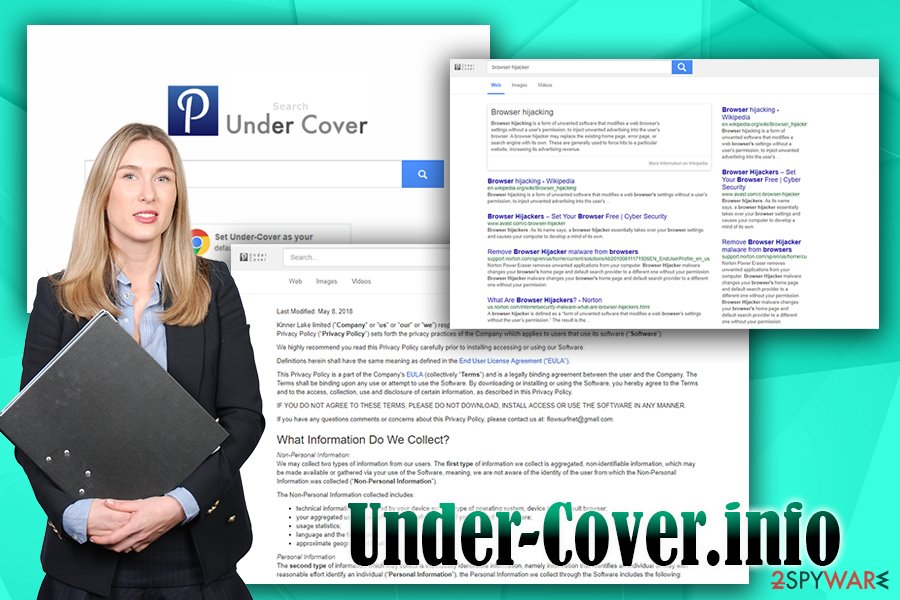 Under-Cover.info hijacker