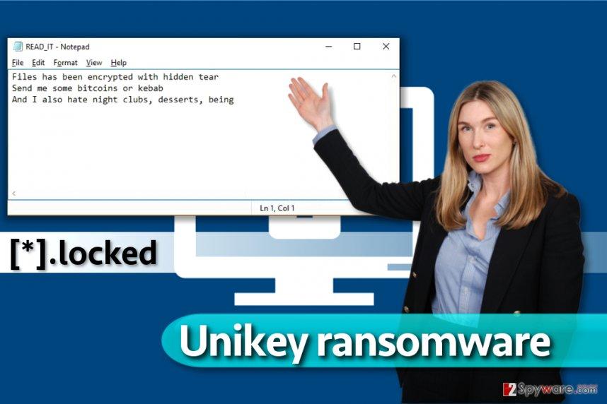 Unikey malware