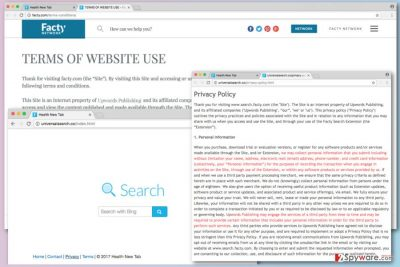 The image of Universalsearch.co virus