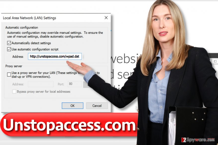 Unstopaccess.com virus