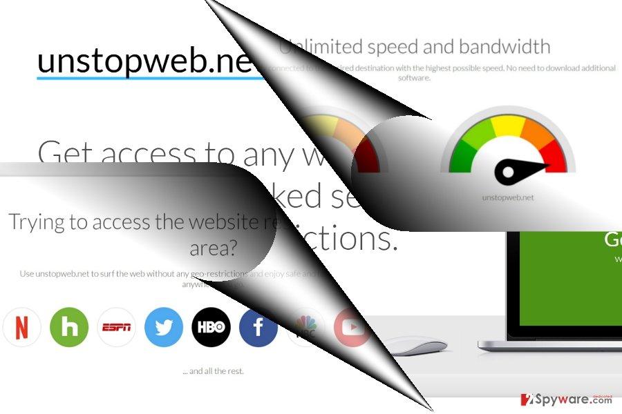 Unstopweb.net exampple